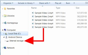 free video converter for movies on the Samsung Galaxy Edge 7