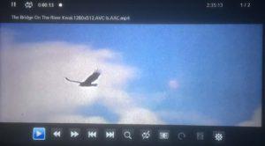samsung smarttv video file usb playback view