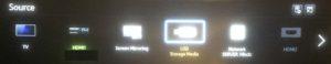 smarttv video tv source